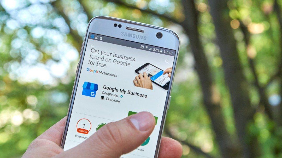 Bliv fundet lokalt med Google My Business